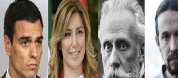 De Pablo Iglesias a Pablo Iglesias