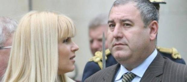 Dorin Cocos si Elena Udrea