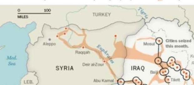 Mosul città chiave irachena.