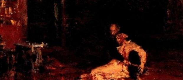 """""""Iván"""" mató a su esposa a golpes y luego a su hijo"""