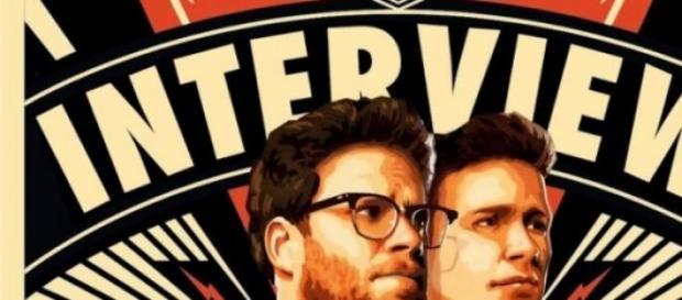 Seth Rogen e James Franco.
