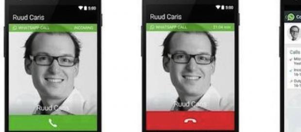 WhatsApp VoIP Service - so schauts aus