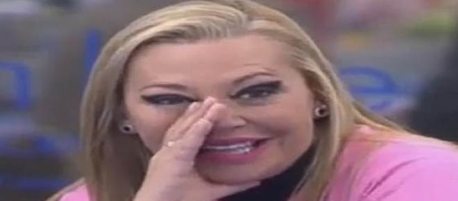 Belén Esteban ganándose la expulsión de GH VIP