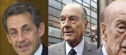 """Les """"ex-présidents"""" de la République française"""