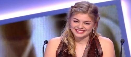 Louane a reçu le César du meilleur espoir féminin.