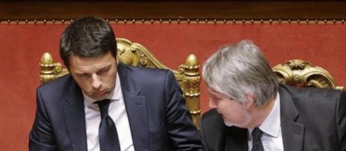 Renzi e Poletti uniti contro il dissenso