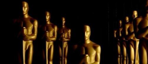 Unas cuantas estatuillas de los Oscar