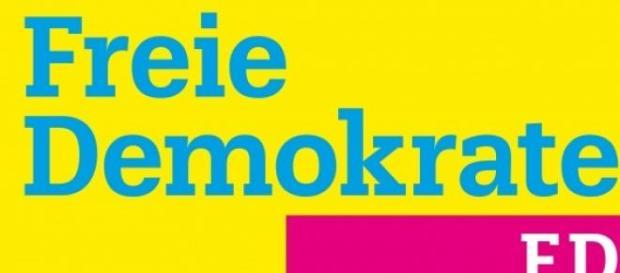 Das neue Logo der FDP (Quelle: FDP)