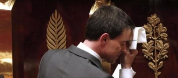 Primeiro-ministro Manuel Valls