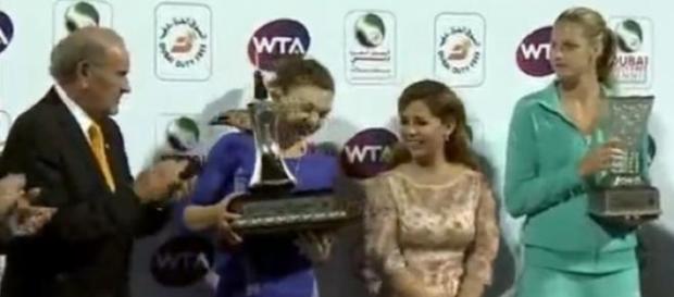 Simona Halep , geniala noastra jucatoare de tenis