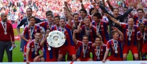 Bayern pode encomendar as faixas de campeão