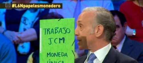 Inda afirmó que el trabajo de Monedero no existe