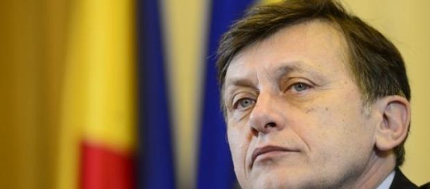 Fostul presedinte PNL, Crin Antonescu