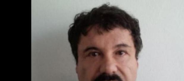 Foto de Guzman en la prisión
