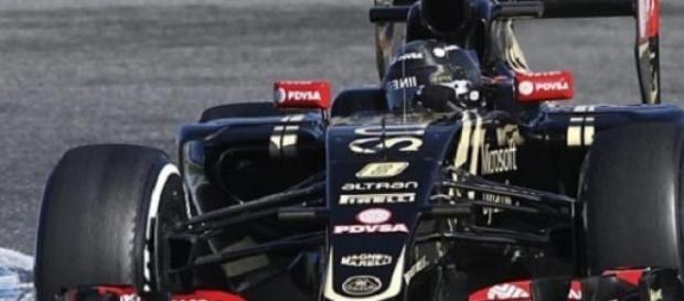 Grosjean, meilleur temps de ces essais à Barcelone