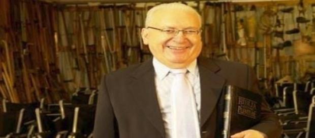 Missionário faleceu aos 79 anos