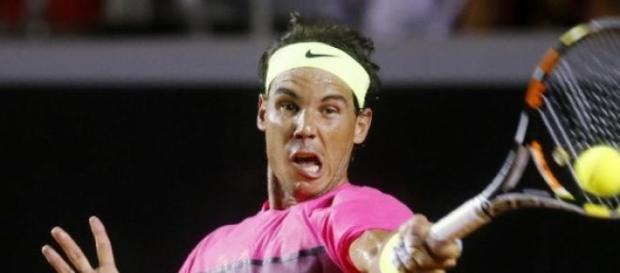 Rafael Nadal foi eliminado nas meias-finais