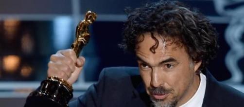 Alejandro González Iñárritu celebra el galardón