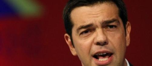 Alexis Tsipras, leader del partito Syriza
