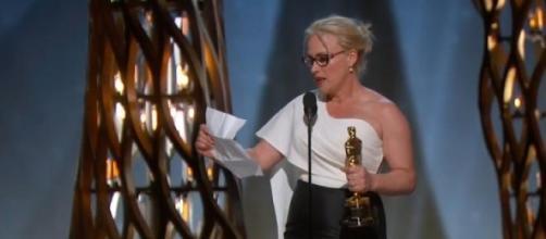 Arquette ganhou o Óscar de Actriz Secundária.