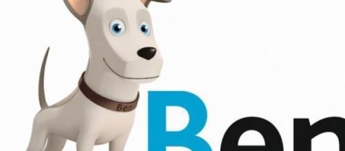 Ben, il cane-logo del nuovo marchio Direct Line