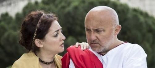 Francesco Maria Cardella e Carmen di Marzo