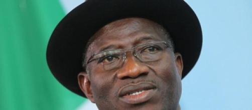 Goodluck Jonathan está com azar