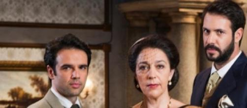 Il Segreto 3^ serie: Carmelo, Francisca e Severo