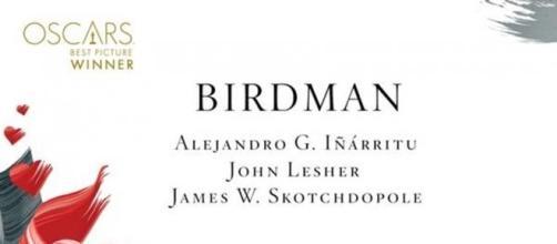 """Imagen de la Academia para anunciar """"Birdman"""""""