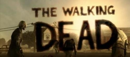 imagen de portada de la serie The walking dead