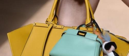 mini bag primavera-estate 2015 proposta da Fendi