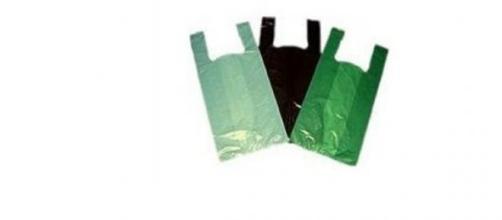Sacos de plástico: taxa ambiental