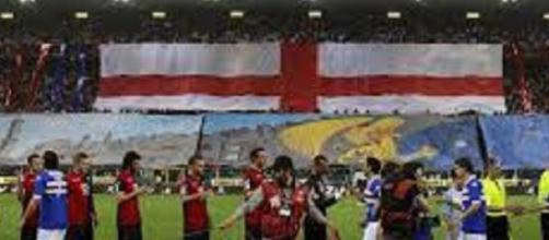 Sampdoria - Genoa, serie A, 24^giornata