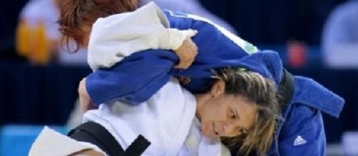 Telma Monteiro reconhecida internacionalmente.