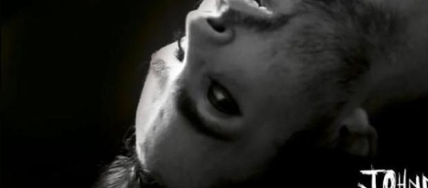 Capa do novo CD de Johnny Hooker - Divulgação