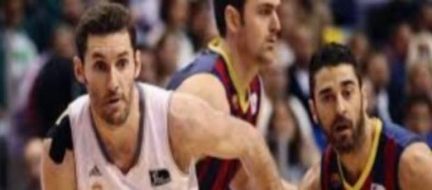 Copa del Rey de baloncesto 2015 Real Madrid-Barça.