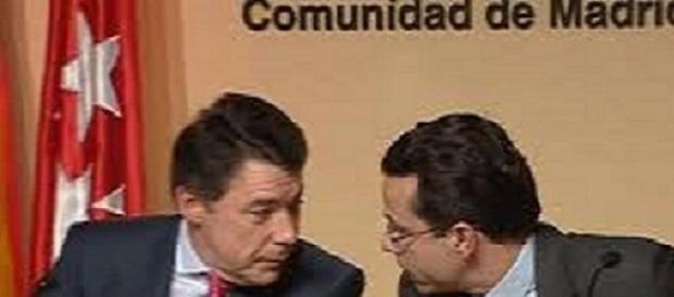 Ignacio Gonzalez presidente,autonomía de Madrid