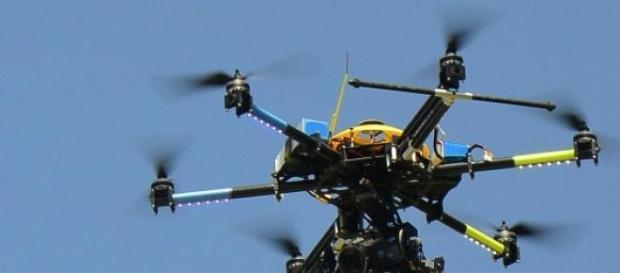 Los drones y su desarrollo.