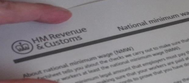 New minimum wage deal announced today