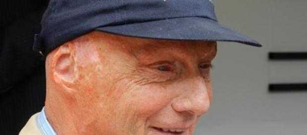 Niki Lauda teve muito sucesso