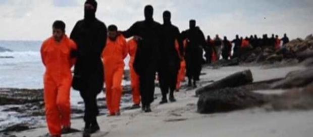 Postproduzione per la propaganda Isis.