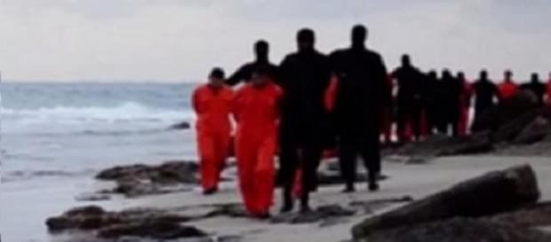 teroristi, cruzine, decapitare