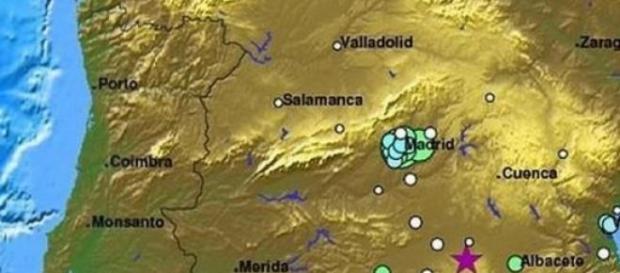 Terremoto que se nota en diversas provincias