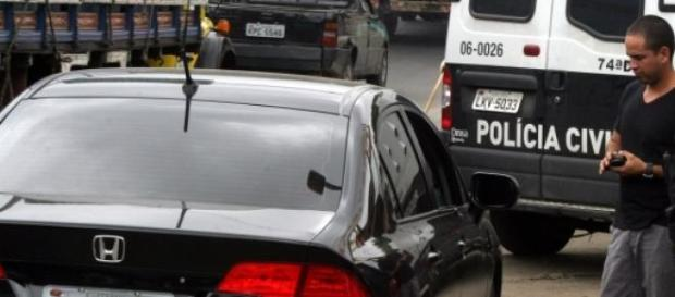Violência no Rio - Policiais mortos