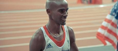 Farah used Vernon row to push him to world record
