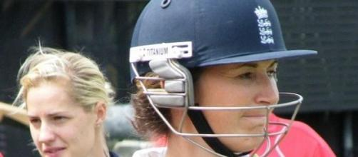 200th appearance as captain for Charlotte Edwards