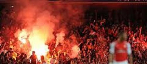 Arsenal - Monaco, Champions League