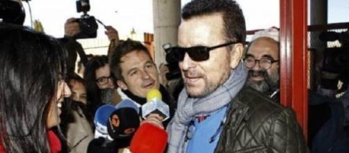José Ortega Cano ha su salida de la cárcel.