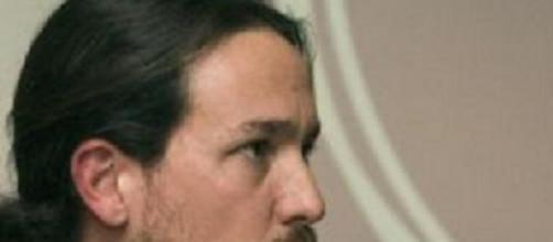 Pablo Iglesias. Lider de Podemos
