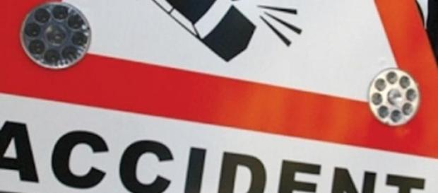 Accidentul din Husi in care a fost ranit un copil